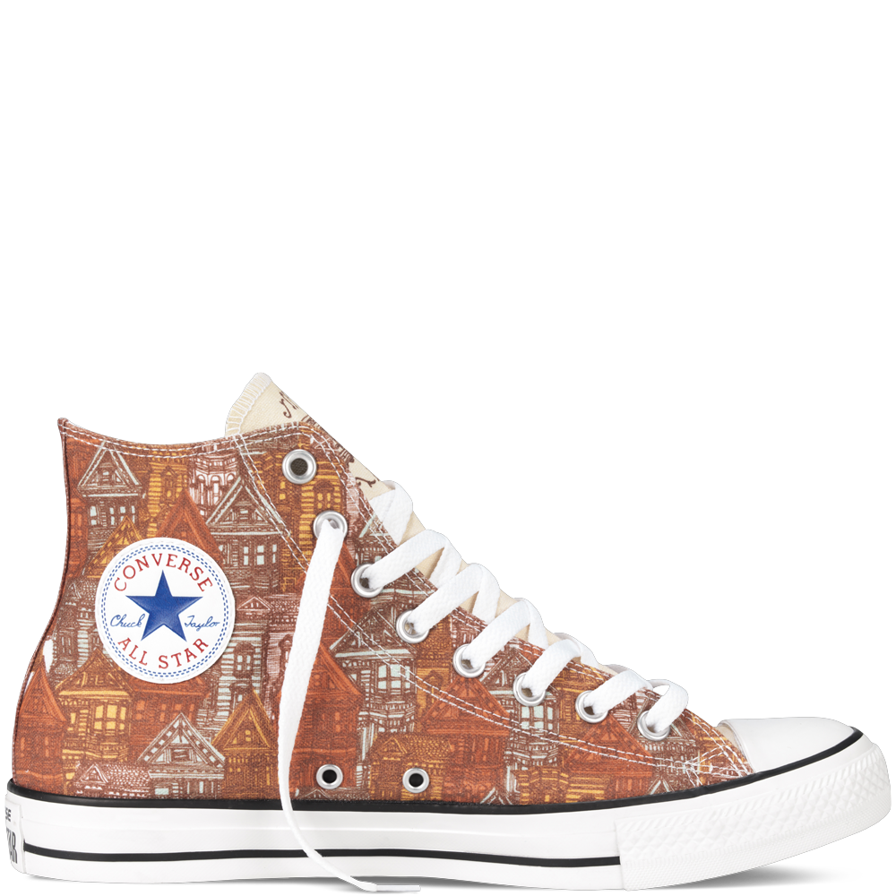 Chuck Taylor All Star San Francisco