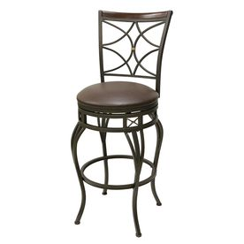 Astounding Oil Rubbed Bronze 30 In Bar Stool Wish List Wrought Iron Creativecarmelina Interior Chair Design Creativecarmelinacom