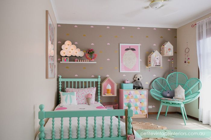 The best kamer idees images child room girl