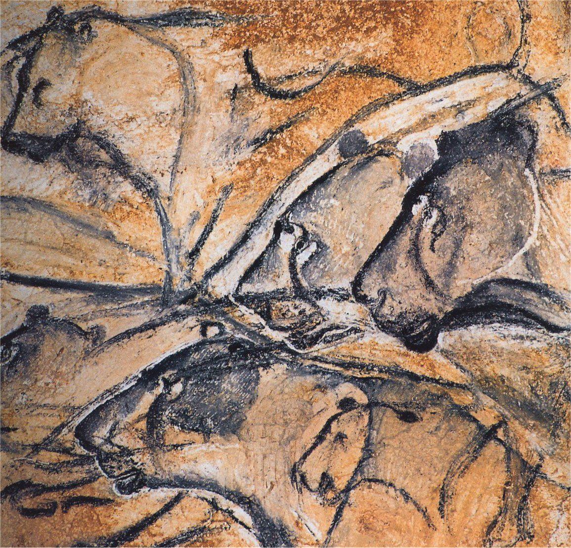 The art of Chauvet cave Bac850f48cb26b8f367e7e0c9f44f010