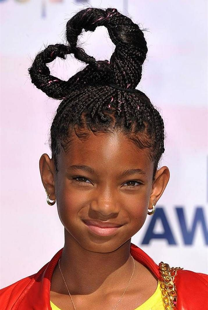 Brilliant 1000 Images About Braids Crazy For The Babies On Pinterest Short Hairstyles For Black Women Fulllsitofus