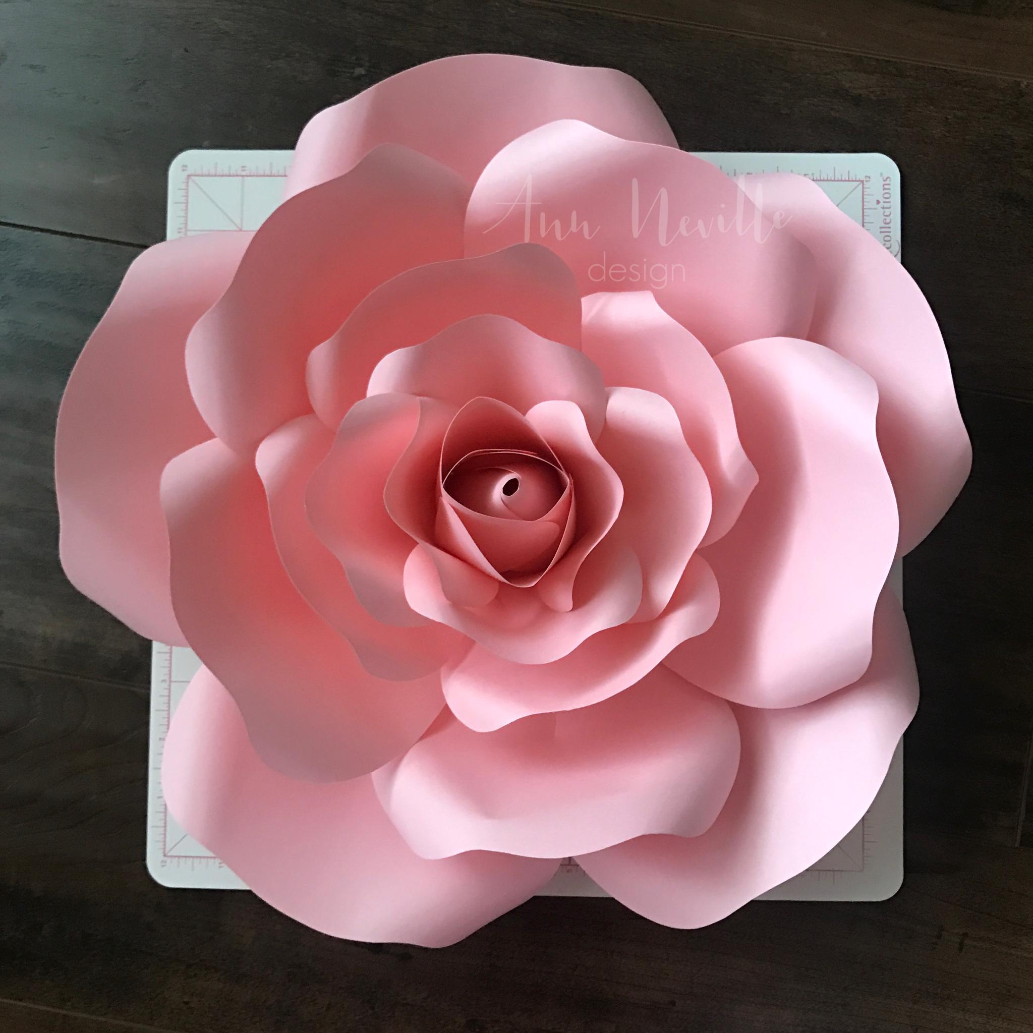 free large paper flower templates koni polycode co