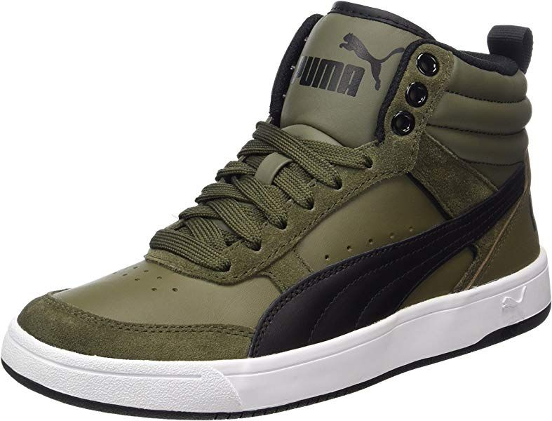 9d0f5dfda3e Puma Unisex-Erwachsene Rebound Street v2 Sneaker