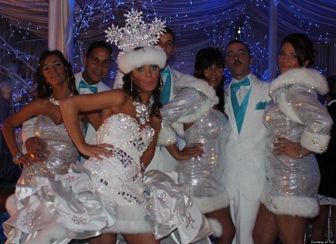 Matrimonio Gypsy Us : Photos gypsy wedding dress designer tells all big fat