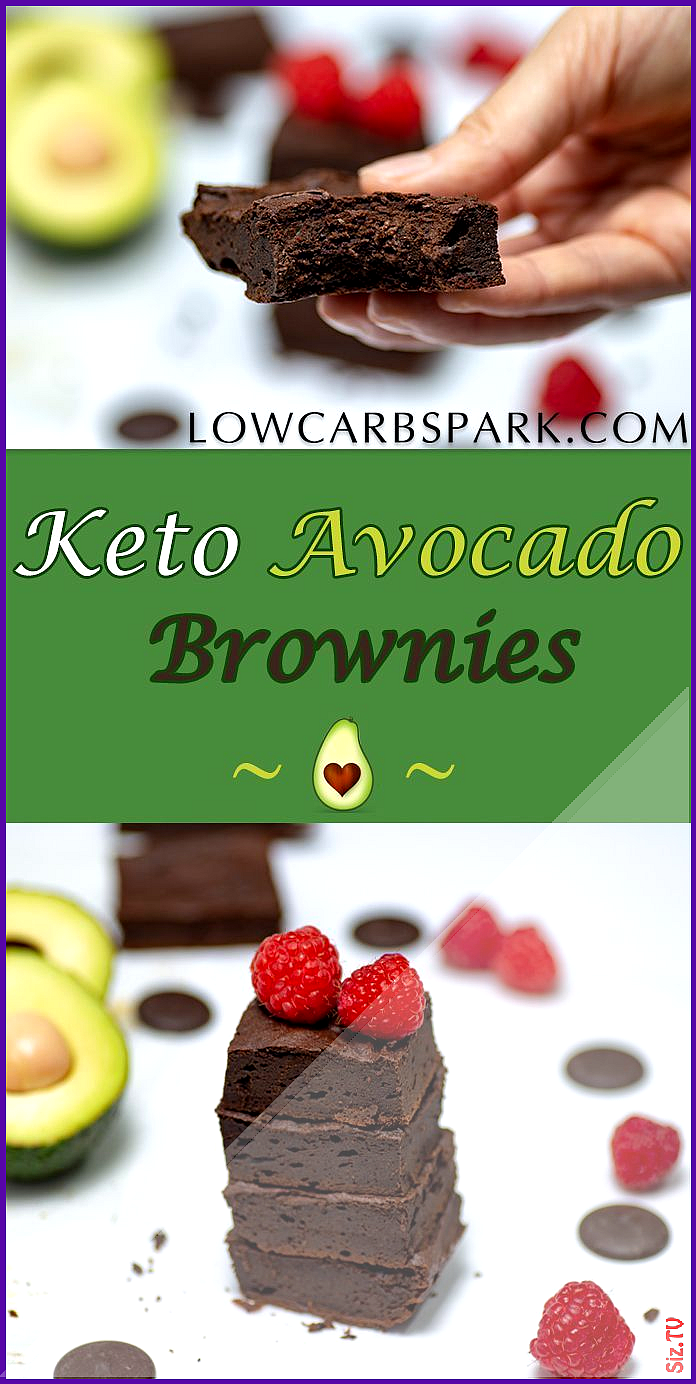 avocadobrownies ketodessert grainfree chocolate sugarfree brownies healthy dessert avocado lowcarb