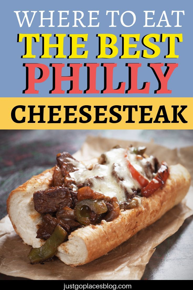cheesesteak restaurants One thing is for sure: you can't go to Philadelphia and not have a Philly cheesesteak. The Philly Cheese steak is a long roll filled with thinly sliced steak sautéed with onions and cheese, and you find it all over town. But where to find the best cheesesteak in Philadelphia? Click to find out - and maybe try the taco version of the cheesesteak too!