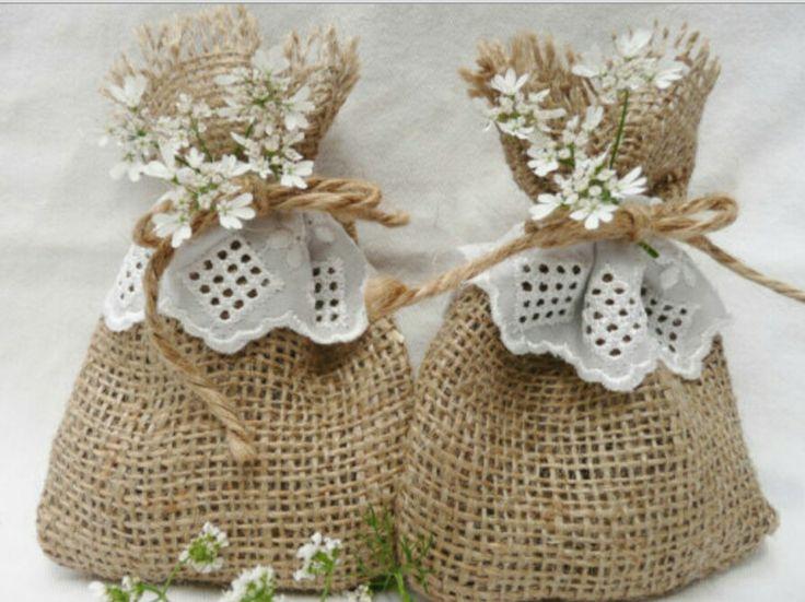 Hessian Crafts