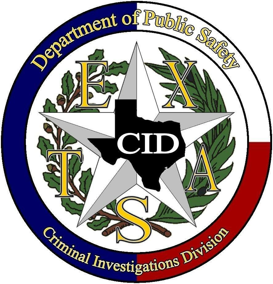 Texas Dps Cid Texas Police Texas State Trooper Police Patches
