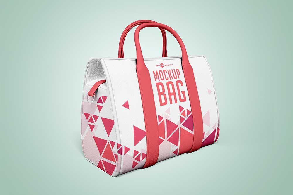 Download 3 Free Handbag Mockups In Psd Handbag Mockups Psd Handbag Mockup Psd