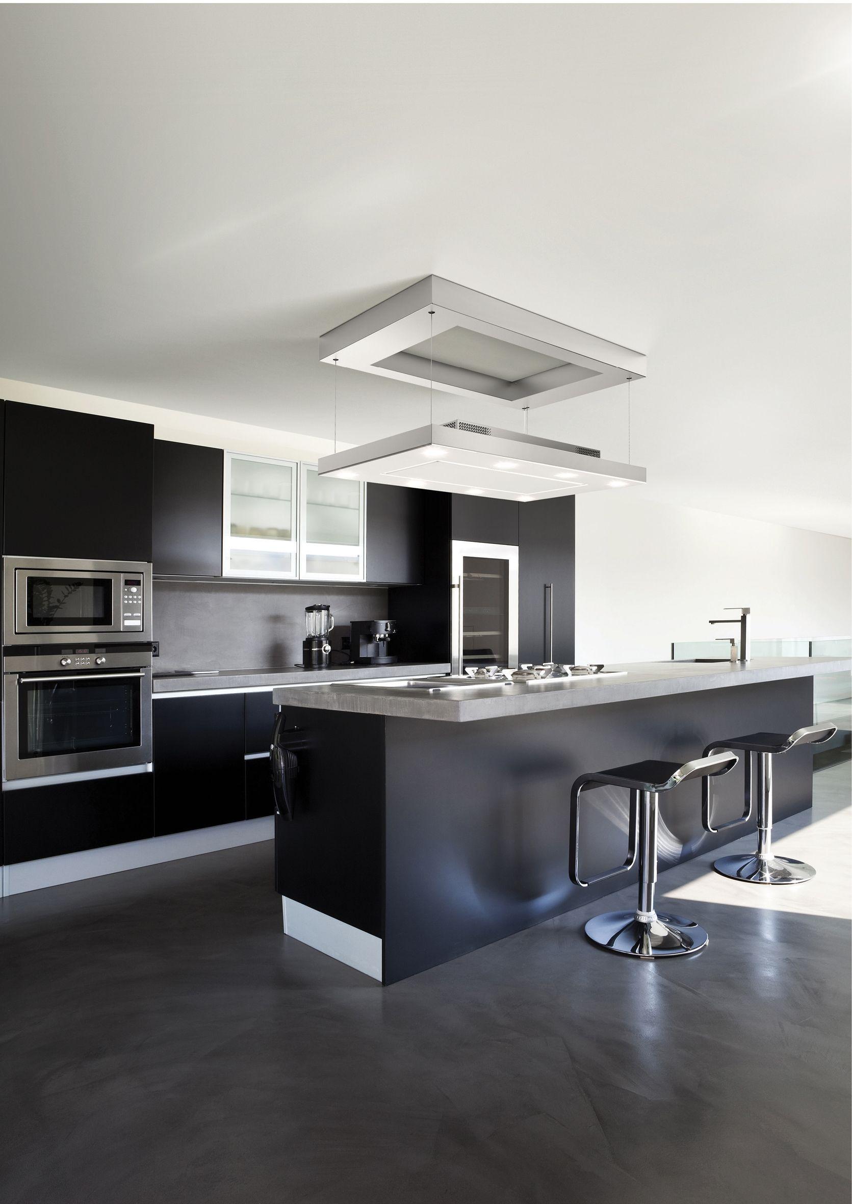 Dunstabzugshaube Modern die neuen dunstabzugshauben jetzt auf contemporary kitchen