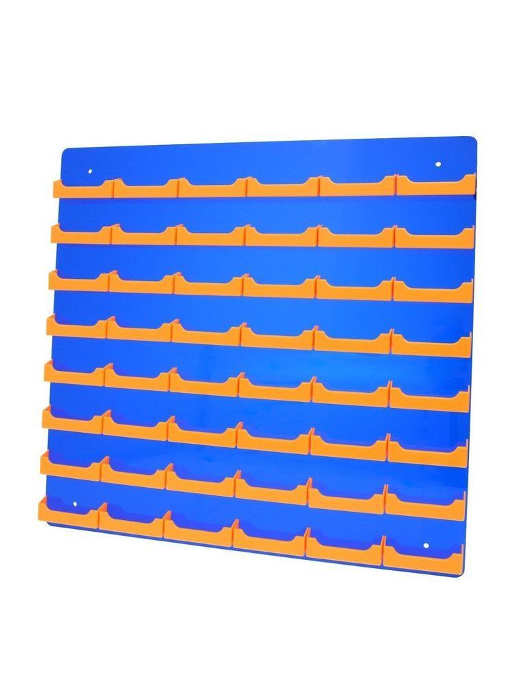 48 Slot Gift Card Multi Pocket Display Blue Orange Wall Mount Florida Gators Business Card Holders Orange Walls Orange Cards