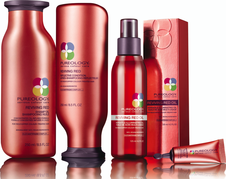 Breathe New Life Into Your Red Hair With Reviving Red Color
