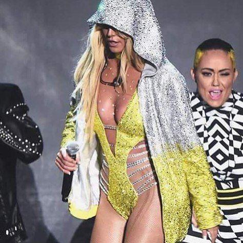 #BritneySpears #britneyonbbmas 2016 ! www.britneyarmy.fr http://ift.tt/2bKLRV1