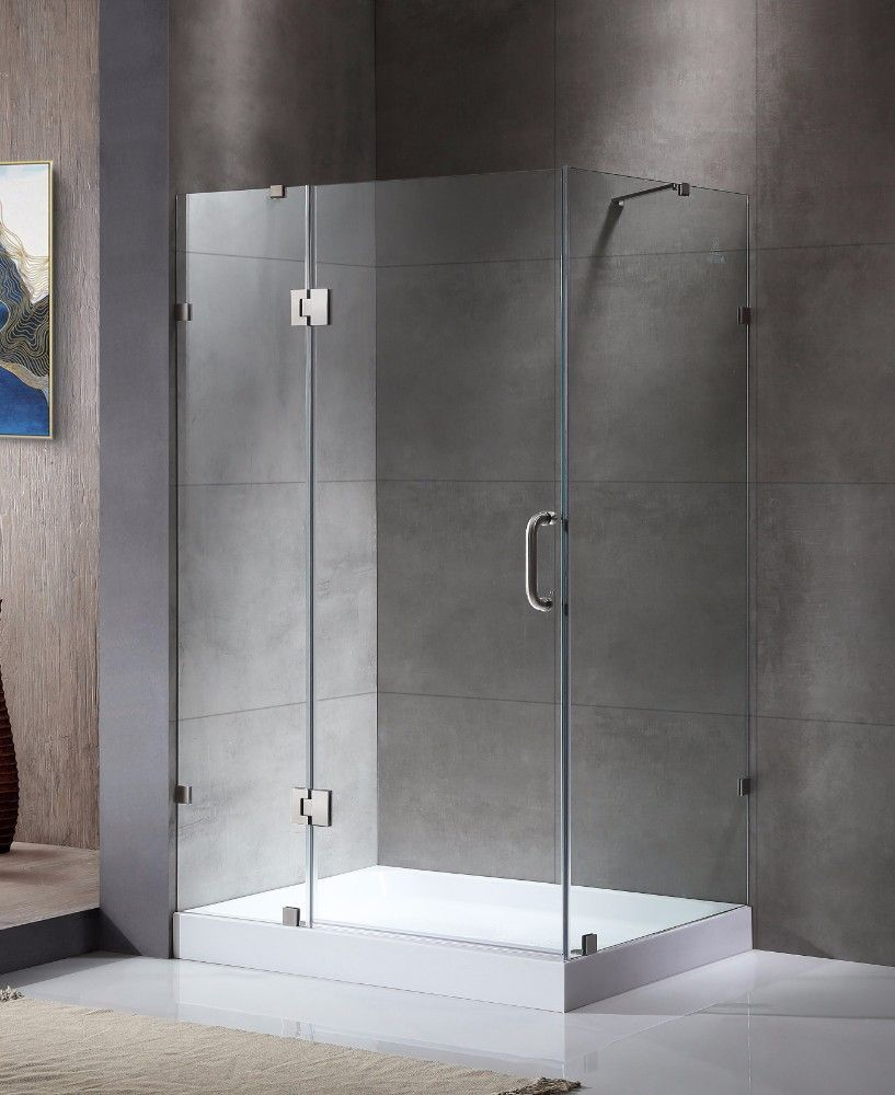 Home Remodel Quotes Home Remodel Quotes In 2020 Shower Doors Frameless Hinged Shower Door Cheap Holiday Decor