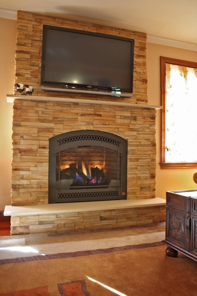 Another popular request are gas conversions the novelty for Faux marble fireplace mantels