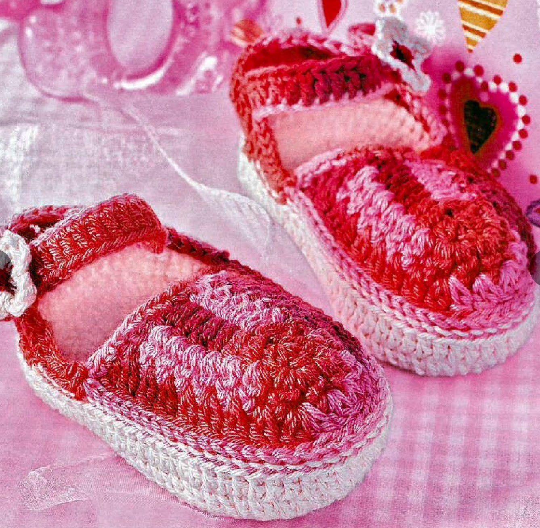 18e380937564d Amigurumi chaussons chaussures française pour bébé au crochet Pattern  Tutoriels français