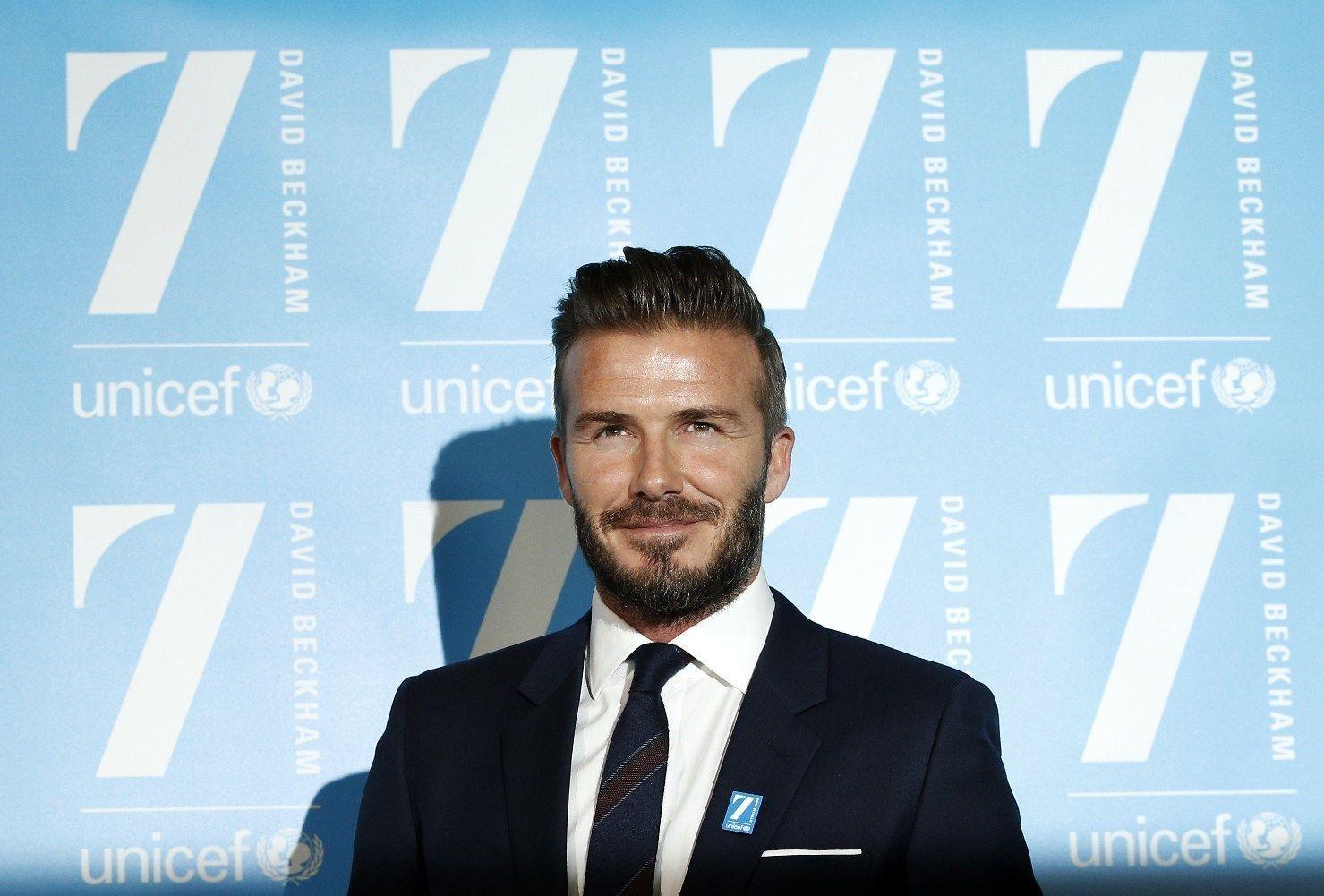 Beckham Miami team, stadium 'will happen' Beckham, La