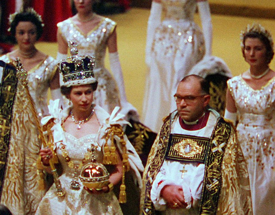 Coronation of Queen Elizabeth II in pictures History of