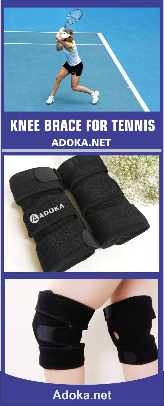 Knee Brace For Tennis Tennis Knee Brace Best Knee Brace For Tennis Tennis Knee Support Knee Support For Sports Knee Brace Knee Support Braces Sports Braces