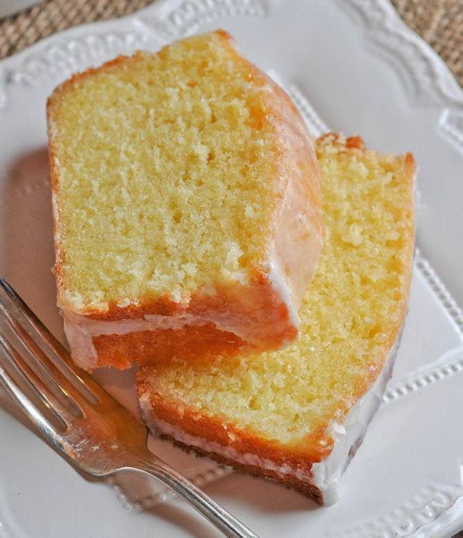 Lemon Sour Cream Pound Cake With Images Sour Cream Pound Cake Sour Cream Cake Pound Cake Recipes