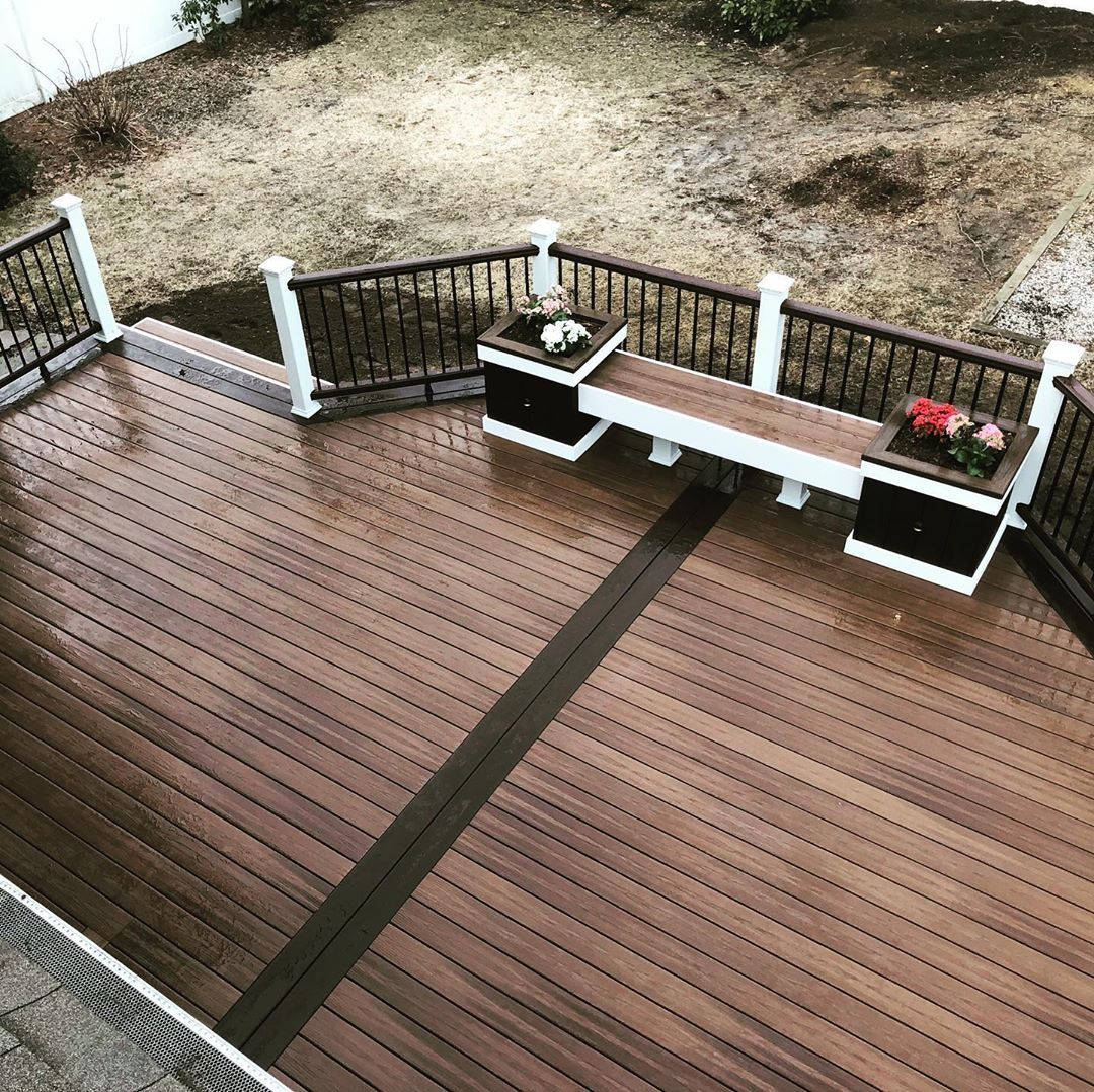 Composite Decks Are Not Only Beautiful They Require Less