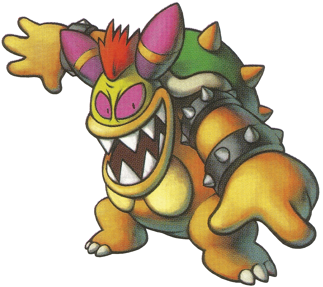 Bowletta ゲラクッパ Gerakuppa Is The Fusion Of Bowser And