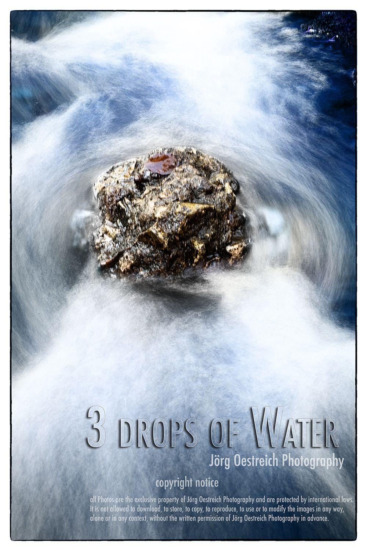 3 drops of water (Interieur/Decoration/Design) Photographer: Jörg ...