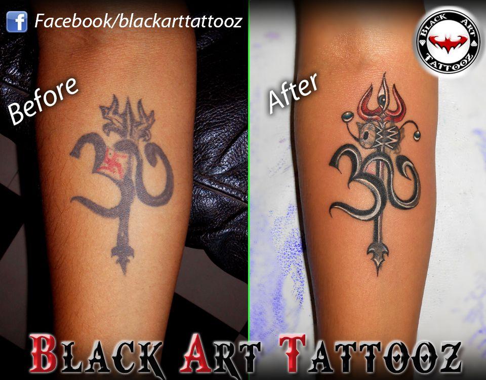 tattoo omwithtrishul om trishul religious devotional shivatrishul impairedtattoo. Black Bedroom Furniture Sets. Home Design Ideas
