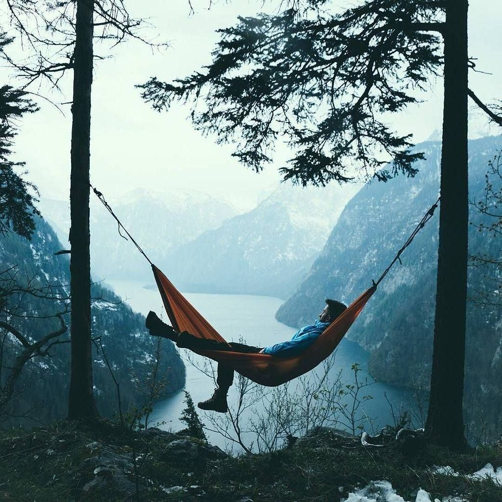 Have You Ever Slept Outdoors In A Hammock Hammock Camping Hiking Mendooutdoours Outdoor The Hammocks Outdoor Camping