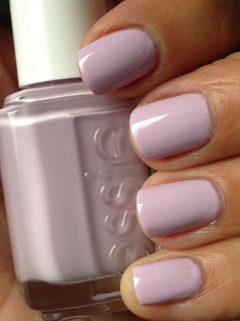 Essie Go Ginza -- my favorite nail polish color! Jem Kyra Arriola