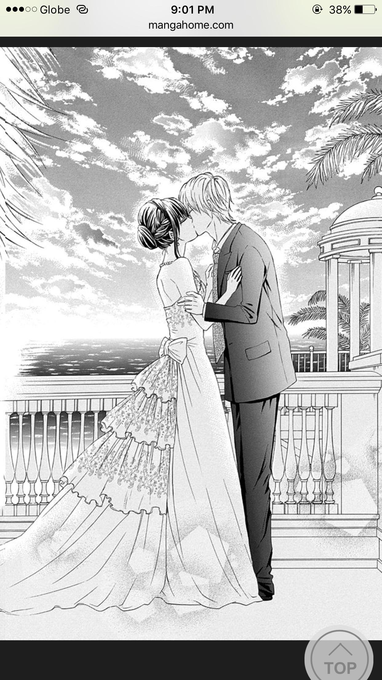 I love this ️ Shoujo manga, Anime love, Anime characters