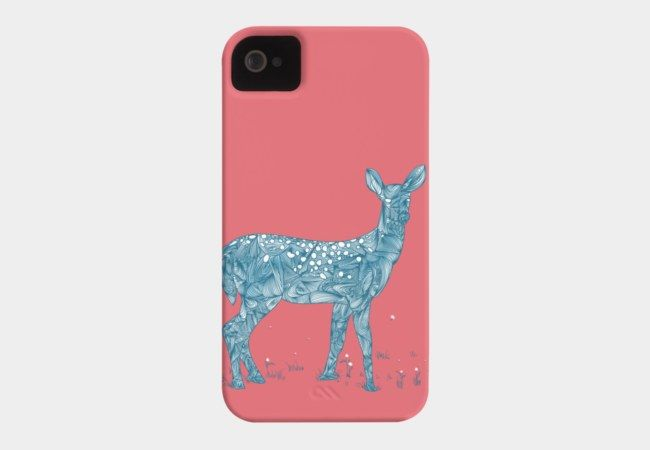 Deer And Dandelions Phone Case By BenGeiger Design By Humans