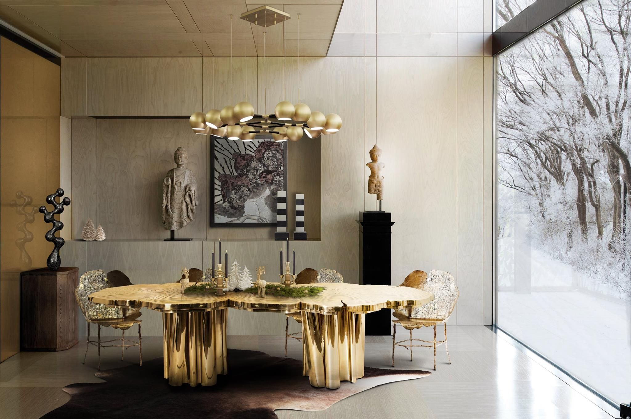 30 Pretty Picture Of Amazing Dining Rooms Amazing Dining Rooms 5 10 Amazing Dining Room Decor Dining Room Design Modern Dining Room Decor Modern Dining Table