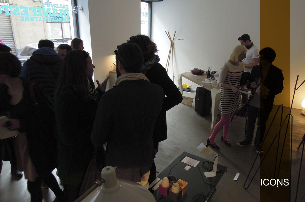 "#Cocktail #event ""#Talent's #Manifesto"" by #Designspeaking in #Lambrate area. / #Aperitivo all'evento Talent's Manifesto by DesignSpeaking in zona Lambrate. #salone #internazionale del #mobile #milandesignweek #2013 #icons #furniture #italy #italia #iconsfurniture"