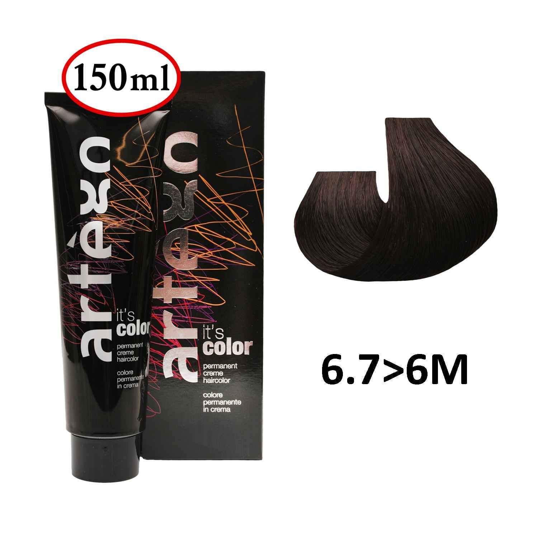 Artego 150ml Professional Hair Colour Dark Blonde Tobacco Cuba 67