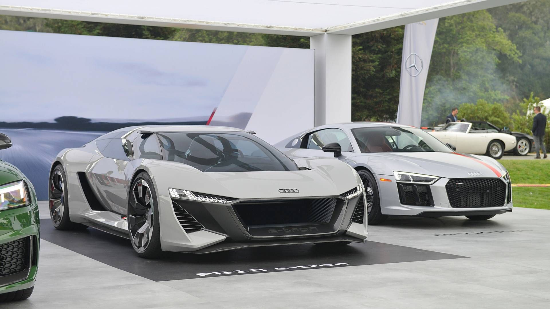 Audi P18 E Tron Supercar Confirmed For Limited Production In 2020 Audi Super Cars Audi R8 Price