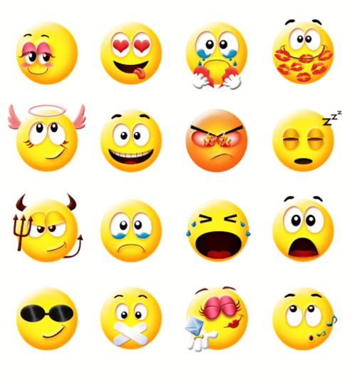Emoji Rocks Cute Stickers Keyboard Facebook Emojis