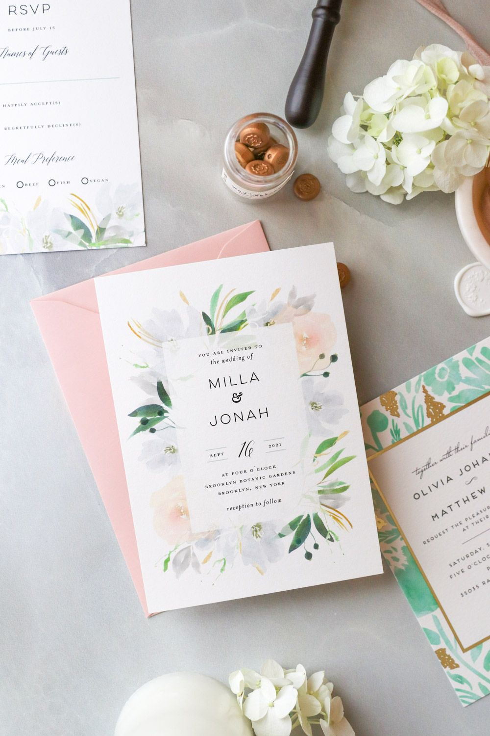 If You Re Hunting For Wedding Invitations Chances Are You Ve Heard Of Minted We Have Too Turns Ou Minted Wedding Invitations Wedding Invitations Invitations