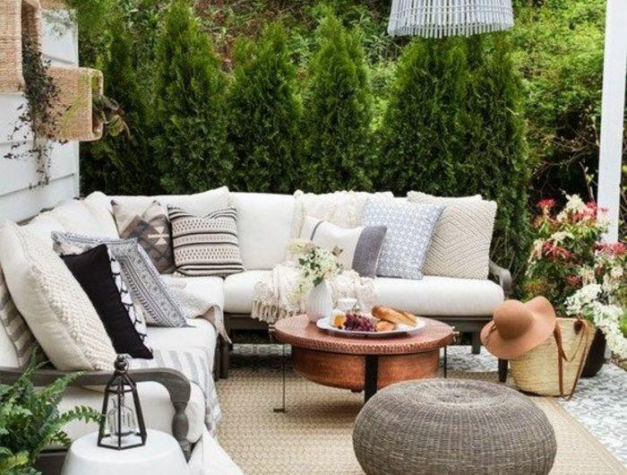 1001 Idees Pour Votre Terrasse Couverte Les Realisations