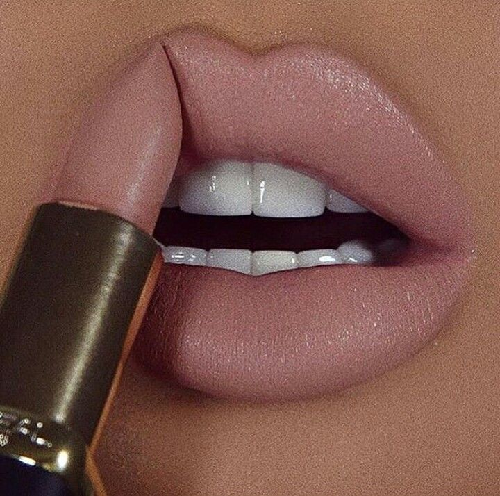 работа картинки губной помады бежевого цвета был