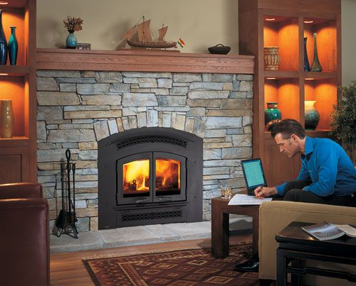 Fireplaces Without Hearths Google Search Wood Fireplace