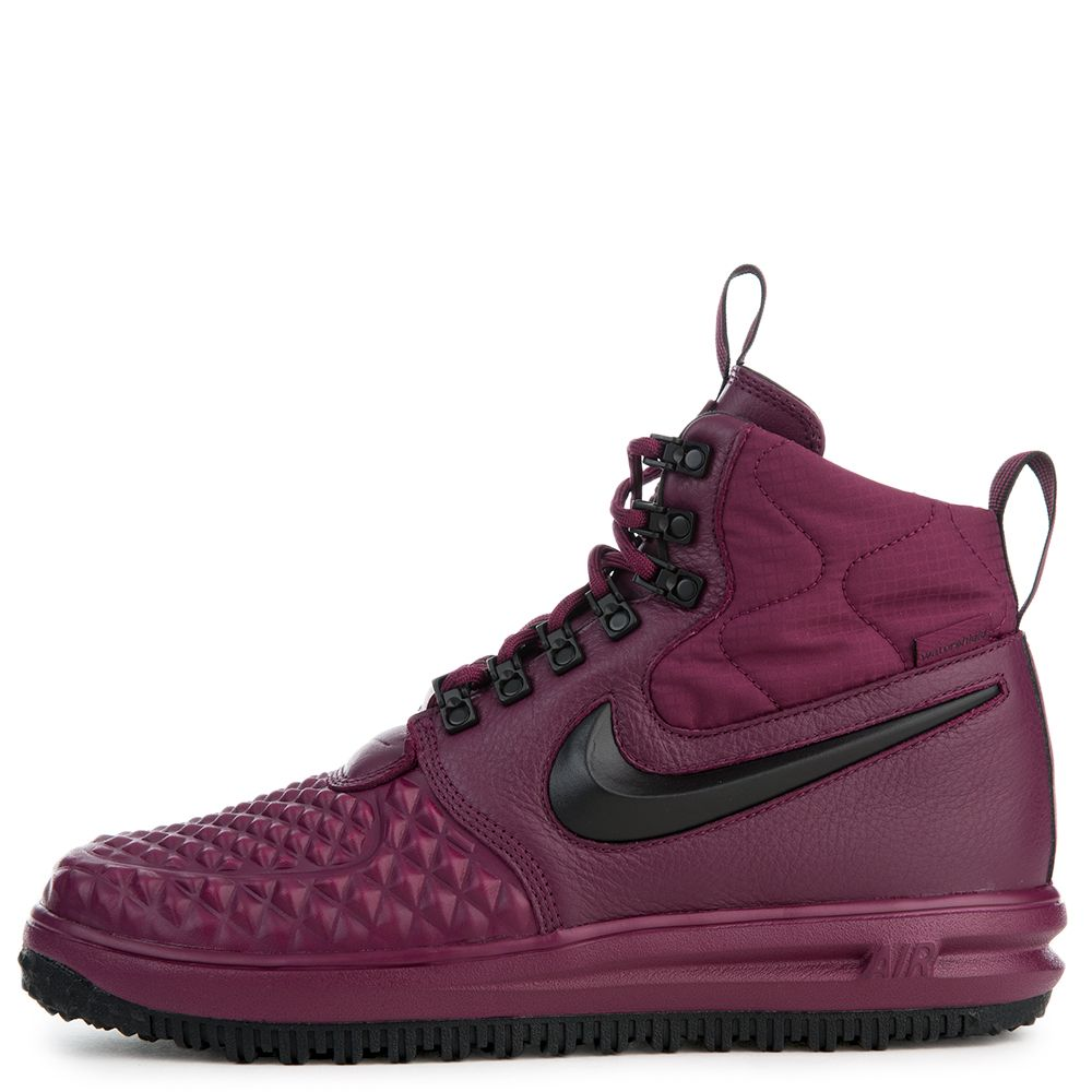 Red Nike Lunar Force 1 Duckboot 17 Men Sneaker Nike Spring