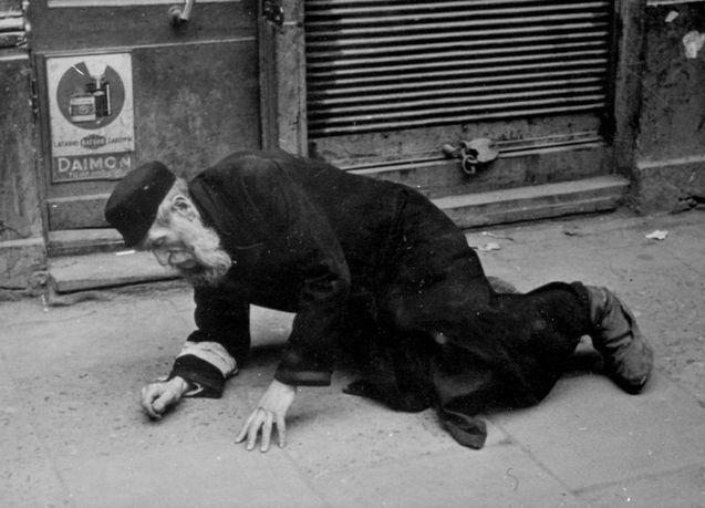 1941 Warsaw ghetto