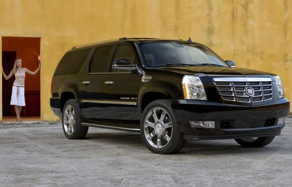 2011 #Escalade #ESV #Platinum Review: 72-Hours in the biggest #Cadillac of them all