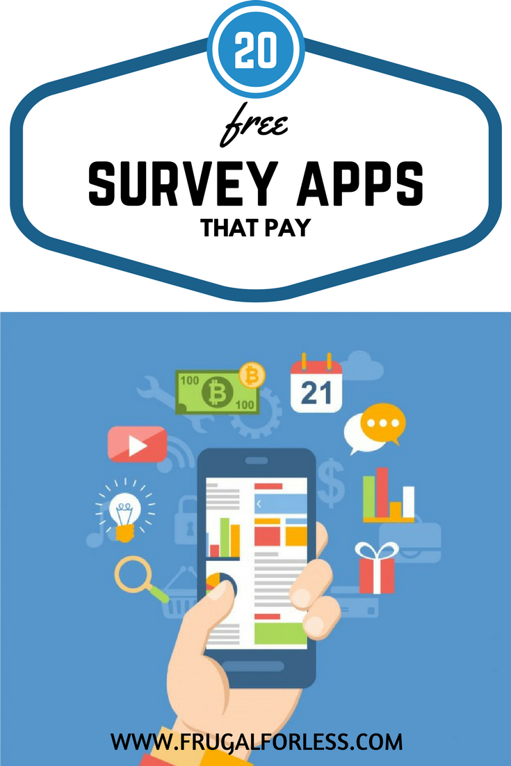 20+ Best Survey Apps That Will Make You Money (Updated