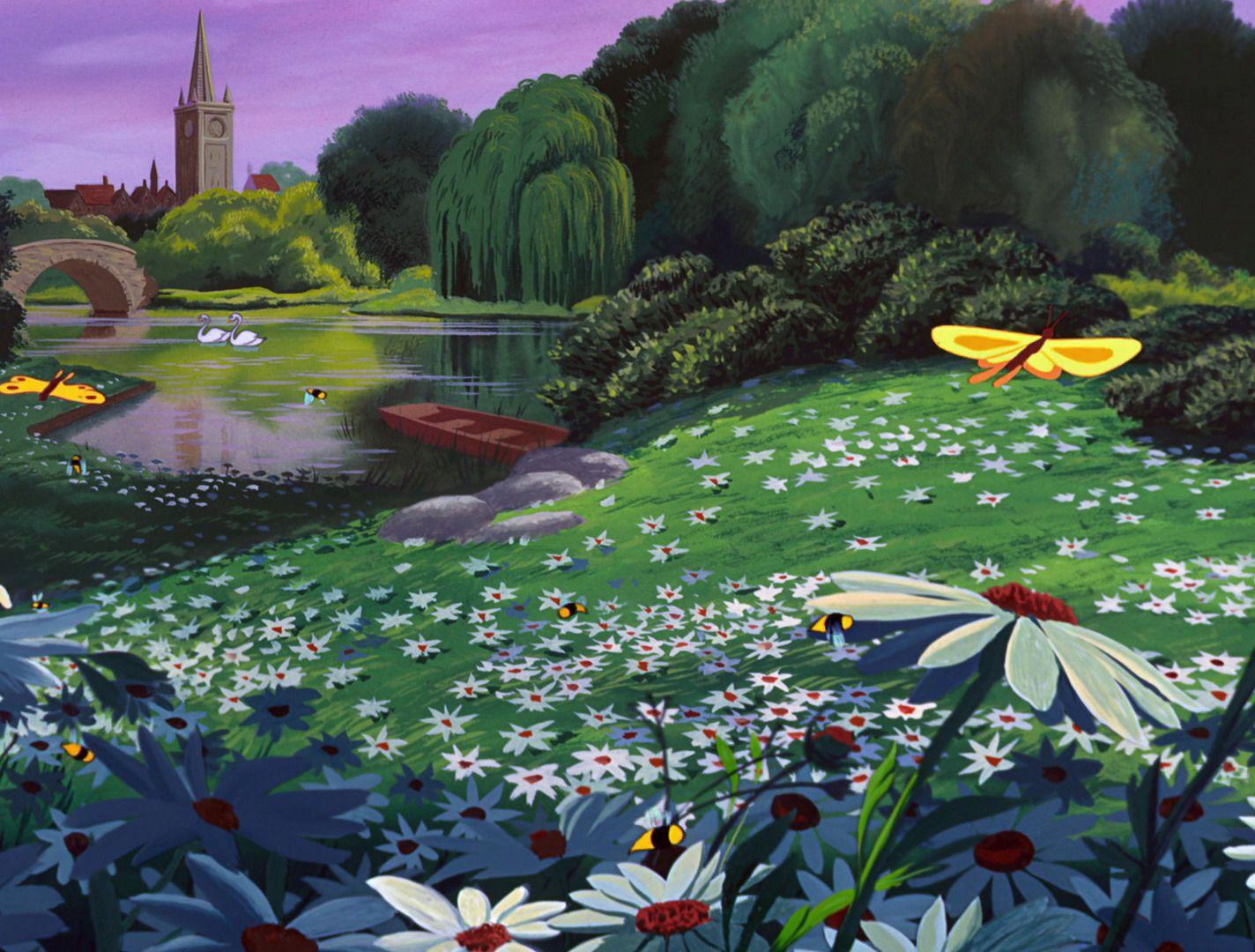 Alice in Wonderland (1951) Disney Alice