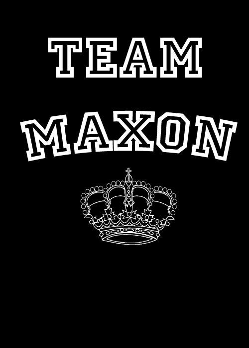 Who else is team Maxon ?