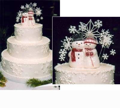Christmas Wedding Cake Toppers.Pin On Once In A Lifetime