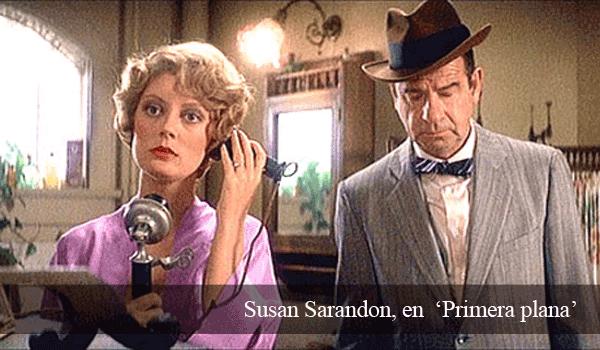 Susan Sarandon, una vida de película