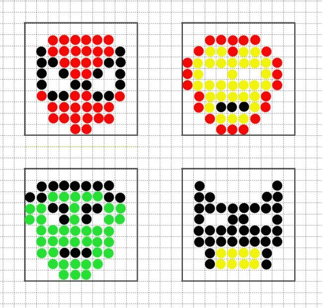 porte cl s super h ros en perles chauffantes hama beads perler beads and pixel art. Black Bedroom Furniture Sets. Home Design Ideas